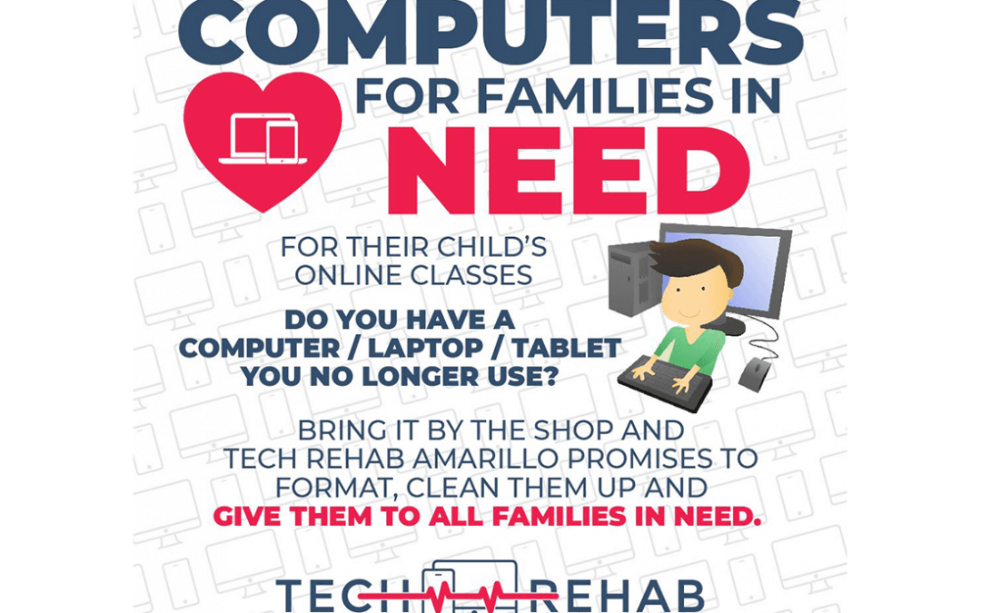 Computers for Families in Need