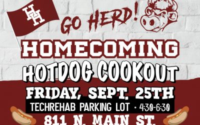 Homecoming Hotdog Cookout!